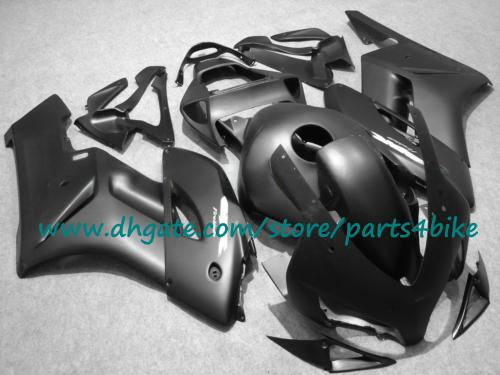 NIEUWE! MATT BLACK 7 Geschenken Injectie Keuken Kits voor Honda CBR1000RR 04 05 CBR 1000RR 2004 2005 CBR1000 Motorfietsverbarstset.