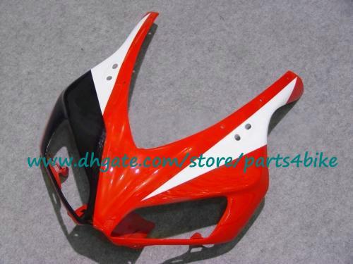 Kit de carénage de moto de course populaire blanc bleu rouge 7 pour Honda Injection 2006 2007 Kit de carénages CBR1000RR 06 07 CBR1000RR.