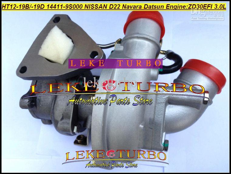 NEUE HT12-19B / HT12-19D 144119S000 Für Nissan FRONTIER D22 Navara 3,0 L EFI Datsun ZD30EFI Turbolader
