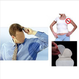 Underarm Clothing Shield Canada - Drop Shipping Summer Deodorant Underarm Dress Clothing Sweat Perspiration Pads 200 pcs lot Shield Absorbing