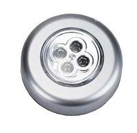 Wholesale Tap Touch 4- LED Cordless Stick On Cabinet Night Li...