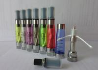 Wholesale Super Atomizer Ce5 - Super quality CE4+ Electronic Cigarettes Atomizer Detachable Coil Clearomizer CE4 CE5 CE6 CE7