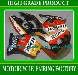 Kit Motorcycles For Sale Australia - HOT SALE ! ABS fairings kit for Injection mold Honda CBR250RR MC19 1987 1988 1989 CBR250RR 87 88 89 black REPSOL motorcycle set with 7 gifts