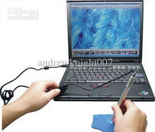 Mini Focusable USB Digital Pen Microscope Video Endoscope Otoscope Microscopio pluma pluma 5MP 300X
