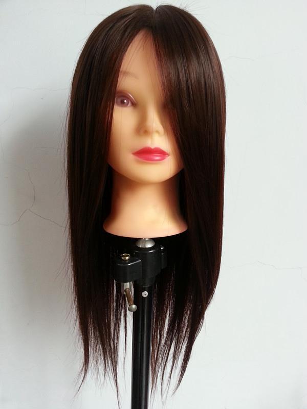salon school hairdressing pvc plastic mannequin model