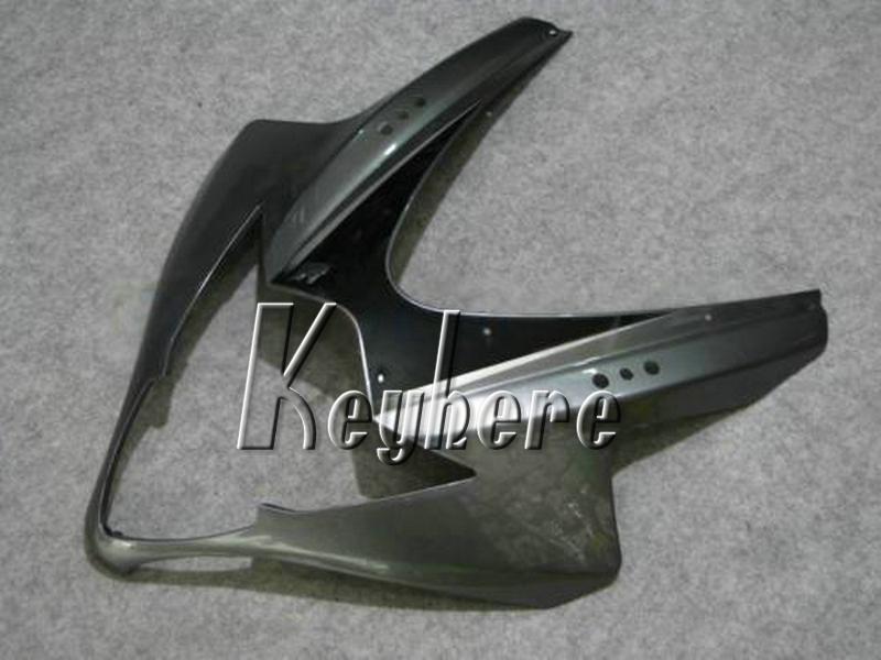 Grátis 7 presentes Personalizar kit de carenagem ABS para SUZUKI GSX-R1000 2005 2006 GSXR-1000 05 06 carenagens K5 G8q alto grau cinza peças da motocicleta preto