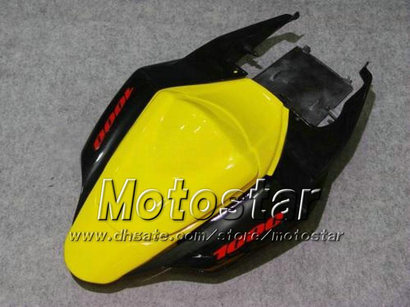 7 regalos carenados de motocicleta para SUZUKI 2007 2008 GSX-R1000 07 08 GSX-R1000 K7 GSXR1000 GSX R1000 amarillo negro carenado ABS dd81