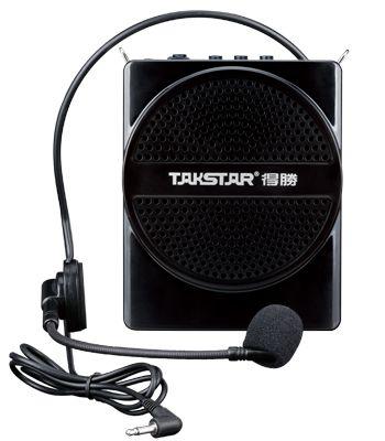 Takstar Nieuwe Product Mini Voice Versterker E188M Digital Sound King 10W Uitgangsvermogen Kleine Speaker Audiobestand Afspelen USB Flash Disk en TF-kaart
