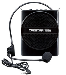 Wholesale Play Sounds Flash - TAKSTAR New Product Mini Voice Amplifier E188M Digital Sound King 10W output power small speaker audio file play USB flash disk and TF card