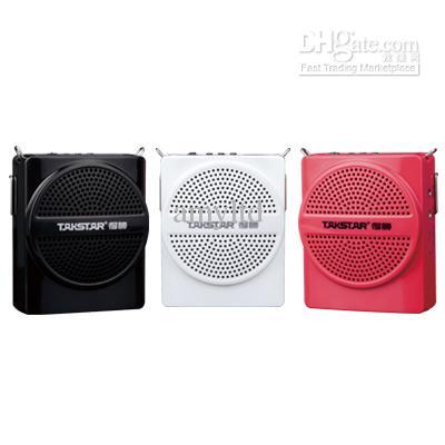 Nouveau produit TAKSTAR Mini amplificateur de voix E188M Digital Sound King 10 W puissance de sortie petit haut-parleur lecture de fichier audio lecture de disque flash USB et carte TF