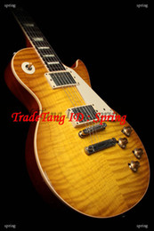 Aged custom guitArs online shopping - Custom Shop Collectors Choice Goldie Aged Electric Guitar Green By Spring