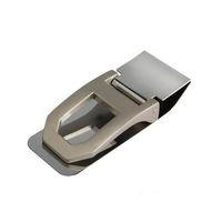 Wholesale Wholesale Wallet Best Price - Best Price 200 pcs lot Slim Stainless Steel Money Clip Card Holder Wallet #2336