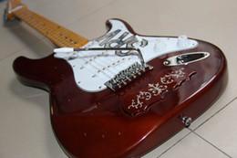 Wholesale Electric Guitar Sunburst St - Wholesale - SRV Stevie Ray Vaughn electric guitar China Guitar AGED finish Vintage Sunburst ST 130601