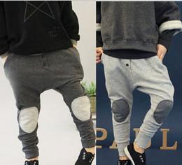 Wholesale children trousers - Wholesale - Children Pants Boys' pants Children's Casual Pants Hallen trousers Children's sport pants 2 colors 5p l