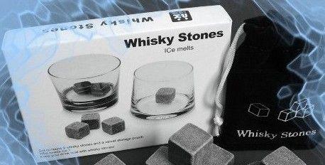 Piedras de whisky, enfriadores de bebidas de esteatita, vodka, vino, caja delicada + bolsa de terciopelo whisky roca piedra