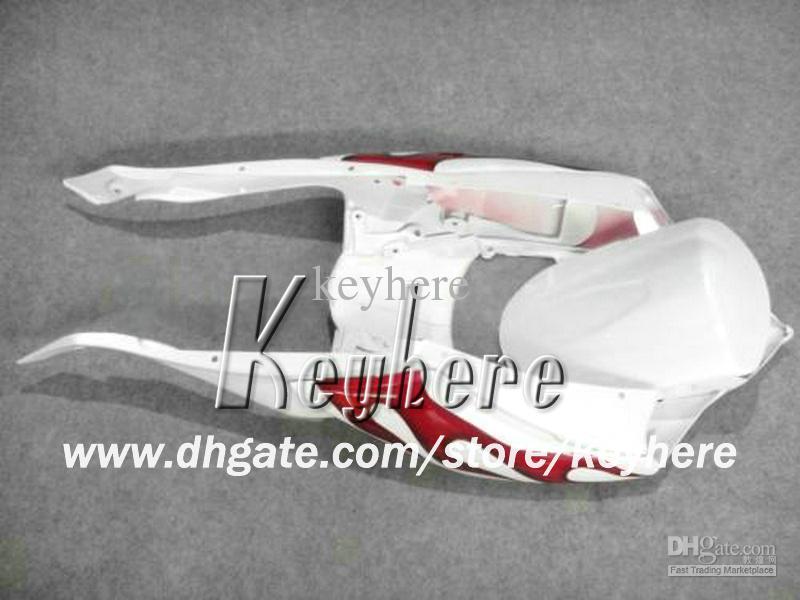 7 kits de carenado de carrera de regalos gratis para SUZUKI GSXR750 08 09 10 GSXR 750 2008 2009 2010 K8 GSX R750 carenados G8i llamas rojas nuevas piezas de la motocicleta