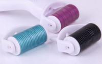 machen rolle großhandel-Hohe Qualität DRS derma roller-1200, auswechselbaren Kopf derma Roller, DRS 1200 Nadeln dermaroller, 1200 Nadeln dermaroller, Make-up-Tool