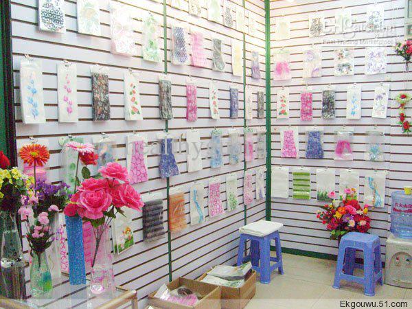 Magia Plegable Plegable de Plástico Transparente de PVC Jarrón de flores plegables Jarrón de Plástico Pequeño boda Inicio Decoraciones de la mesa Mix Estilos 50 unids / lote