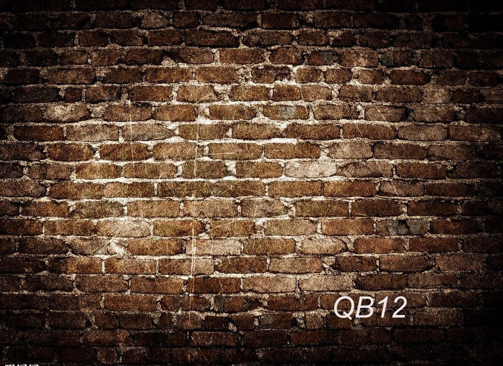 2017 Wholesale Brick Wall Photo Backdrop Indoor Studio