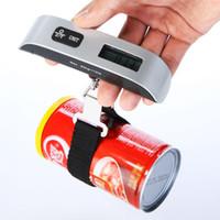 50kg 110lb Pocket Portable Hanging LCD Digital Electronic La...