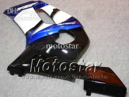 Kit de carenagem da motocicleta para YAMAHA YZF-R6 1998 1999 2000 2001 2002 YZFR6 YZF R6 YZF600 caren