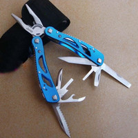Wholesale Multi Sampling - multifunctional wrench,multi-purpose tool,pliers.cutter.camping.outdoor,spanner,Camping tools,1pcs sample freeshipping