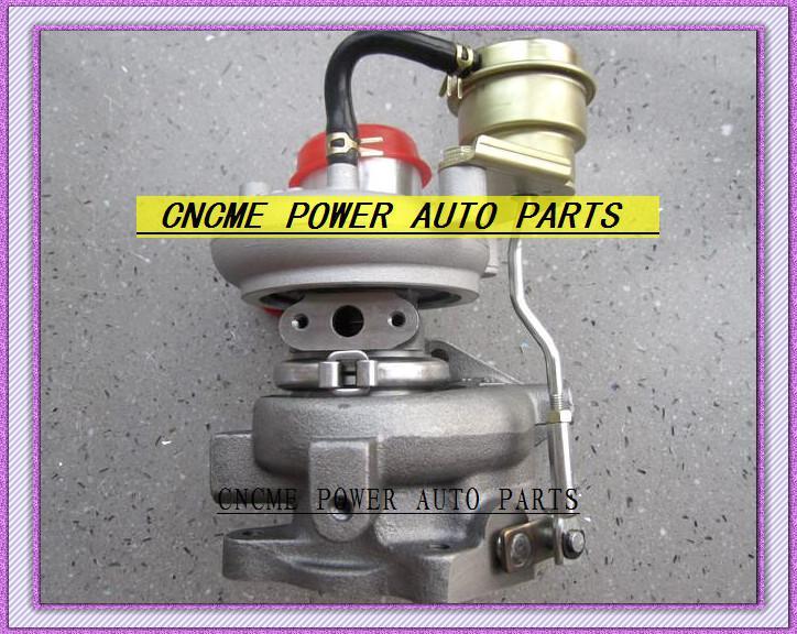 TURBO TF035-12T-4 49135-03310 49135-03130 huile refroidi Turbocompresseur pour Mitsubishi Pajero shogun intercoolé Mighty Camion 4M40 2.8L D