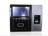 Wholesale Biometric Time - ZKTECO IFACE 702 Facial Time Attendance Access Control 500 FACE Biometric Security