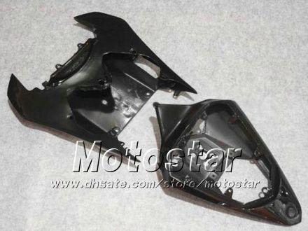 Jeu de carénage pour Yamaha 2008 2009 2010 YZF-R6 08 09 10 YZFR6 08 09 10 YZF R6 R6 YZFR600 GLOSSY NOIR MOTEURCYCLE DÉCÉRIEURS HH56