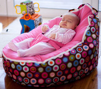 Wholesale Doomoo Seat Baby - Comfortable Baby Beanbag Seat safe Sofa Doomoo children soft bed 50pcs