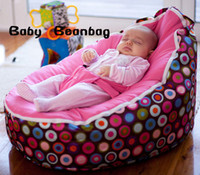 Wholesale Doomoo Seat Baby - Comfortable Baby Beanbag Seat safe Sofa Doomoo children soft bed 30pcs