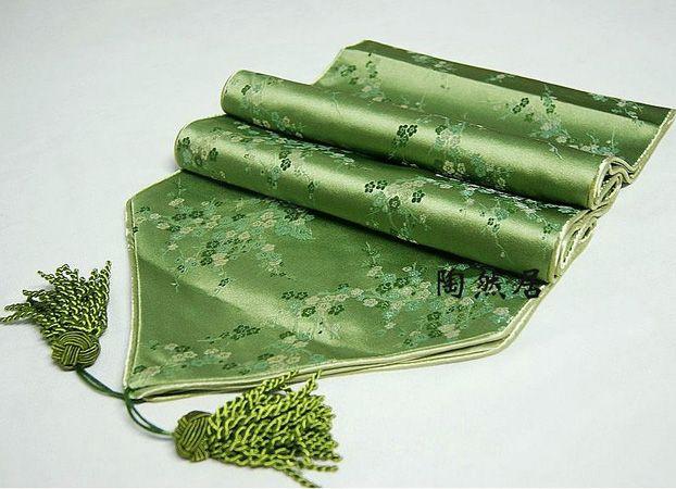 250x33cm 녹색 벚꽃