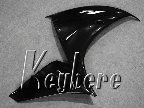 7 cadeaux gratuits Kit de carénage personnalisé pour YAMAHA 2009 2010 2011 YZF-R YZF R1 YZFR1 09 10 11 YZF 1000 carénages g2c tout travail de carrosserie noir