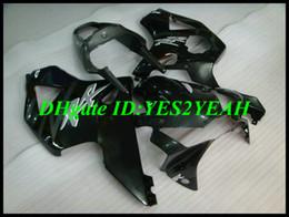 Wholesale Honda Cbr 954 Bodywork - Fairing kits for honda CBR900RR 02 03 CBR900 CBR 900RR 2002 2003 cbr900 954 all gloss black ABS fairings bodywork HIC51