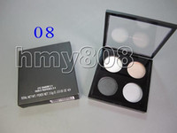 Wholesale Eye Shadow Palette 96 - Hot Eyeshadows 4 Colors Eye Shadow Palette in box (96 pcs lot)+FREE GIFT