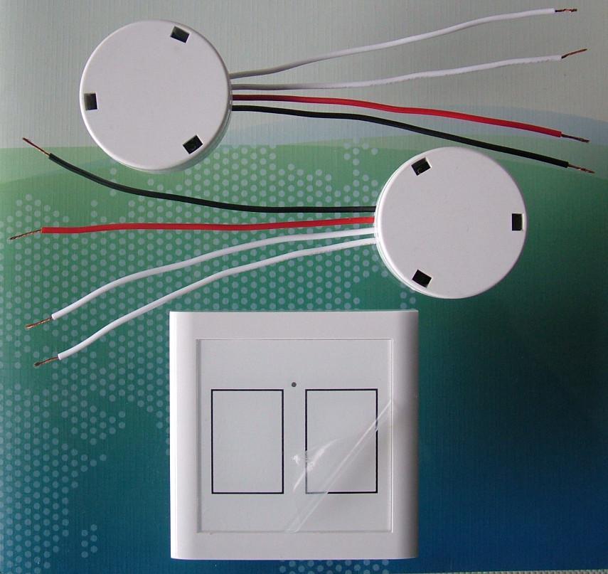acheter 110v 2gang tixiton verre tactile applique murale interrupteur variateur metteur sans. Black Bedroom Furniture Sets. Home Design Ideas