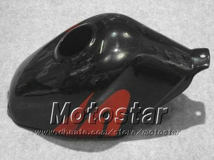 carenature Carrozzeria Honda CBR600 F2 91 92 93 94 CBR600F2 1991 1992 1993 1994 CBR 600 Arancione Rosso Nero carenature personalizzati jj39