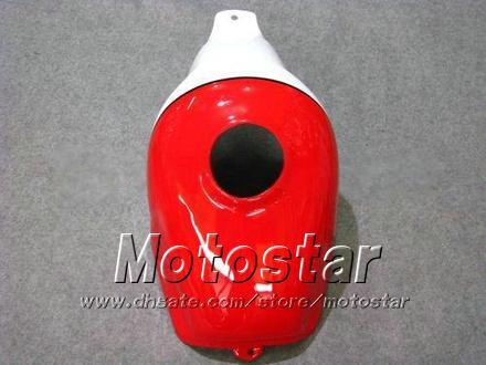 Carenagem de carroçaria para HONDA CBR600 F2 91 92 93 94 CBR600F2 1991 1992 1993 1994 CBR 600 vermelho branco carenagem personalizada kit jj41