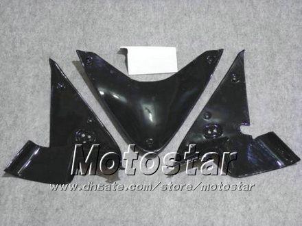 Juego de carenados de plástico ABS para HONDA CBR600F3 95 96 CBR600 F3 1995 1996 CBR 600 F3 95 96 carenados negro blanco brillante