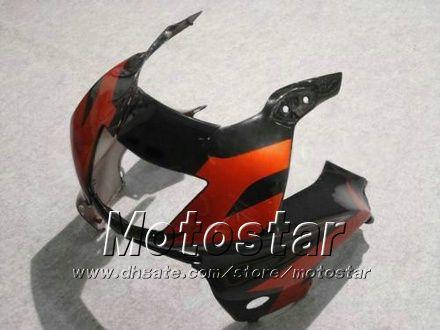fairings fairings for HONDA CBR600F3 95 96 CBR600 F3 1995 1996 CBR 600 F3 95 96 fairings custom black orange