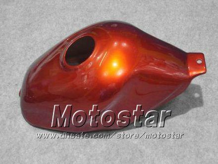 Carenature carrozzeria HONDA CBR600F3 95 96 CBR600 F3 1995 1996 CBR 600 F3 95 96 carenature personalizzate rosso arancio