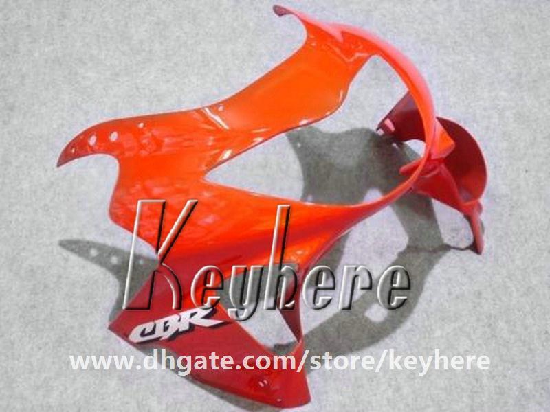 7 regali carenatura in plastica ABS Honda CBR600RR 99 00 CBR600 1999 2000 F4 carene G5d alta qualità arancione nero carrozzeria