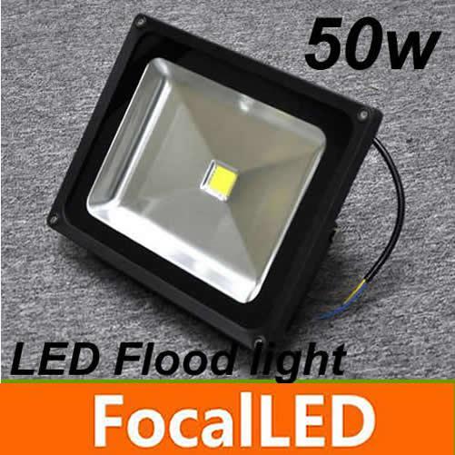 6p / lot 10W 20W 30W 50W 70W 100w AC85-265V Étanche IP65 Puissance élevée LED Projecteur Blanc froid Warm White LED Projecteur