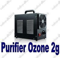 Wholesale Ozone Sterilizer - XYA62 Portable TOP-KTB 2G Ozone Gnerator Air Purifier Home Application Sterilizer