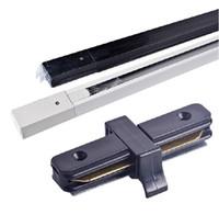 venta de luces de pista al por mayor-Ventas de fábrica LED Fuente de alimentación Luz de riel AC 85-265v Luz de punto LED Fichas importadas Proyector de LED 1M