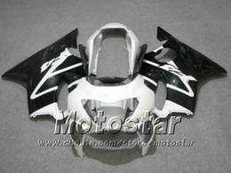 1999 Cbr F4 Fairings Black Canada - 7 Gifts fairings bodywork for HONDA kit CBR 600 CBR600 F4 99 00 CBR600F4 1999 2000 custom white black aftermarket fairing jj63