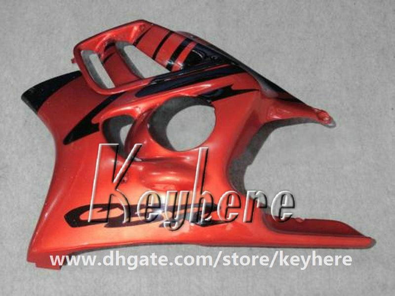 Kit carenatura custom da 7 regali Honda CBR 600 95 96 CBR600 1995 1996 Carene F3 G5d vendita calda carrozzeria moto nero rosso