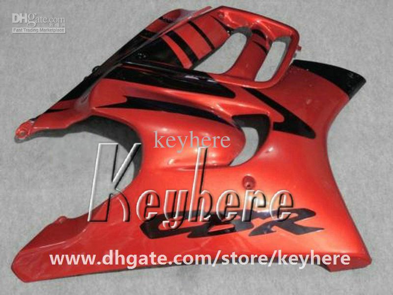 Free 7 gifts custom race fairing kit for Honda CBR 600 95 96 CBR600 1995 1996 F3 fairings G5d hot sale red black motorcycle body work
