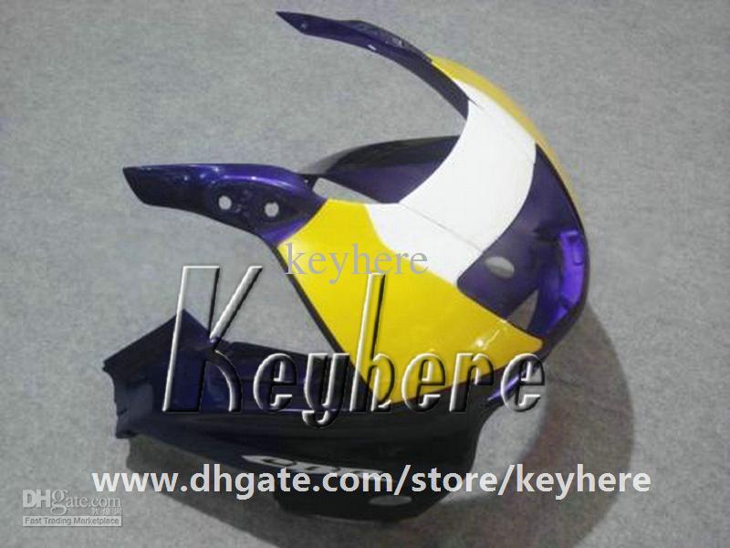 Kit carenatura custom da 7 regali Honda CBR600 95 96 CBR 600 1995 1996 Carene F3 G3d vendita calda carrozzeria moto nero giallo