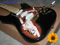 Wholesale Guitar Electric Black Tele - Wholesale - Newest Custom shop TELE Electric Guitar beautiful, classical guitar HOT guitars Free Shipping